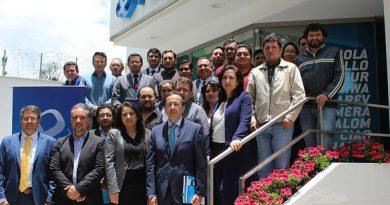 El estado del arte de las TIC en las univesidades ecuatorianas