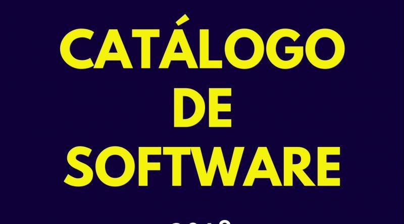 Catálogo de Software 2018