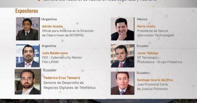 ISACA Full Day Ecuador reunirá a expertos de Ciberseguridad y Auditoría