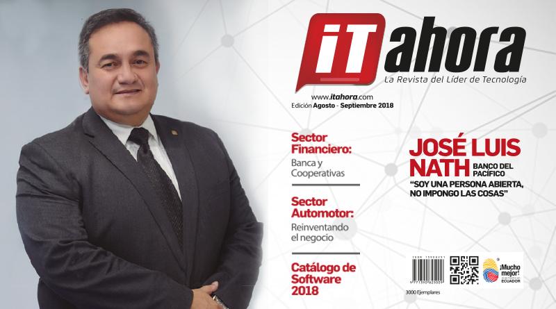 Revista IT ahora Agosto- Septiembre