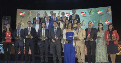 Se realizó la cuarta edición de los premios Ei