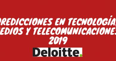 Deloitte presentó las predicciones en tecnología, medios y telecomunicaciones para el 2019