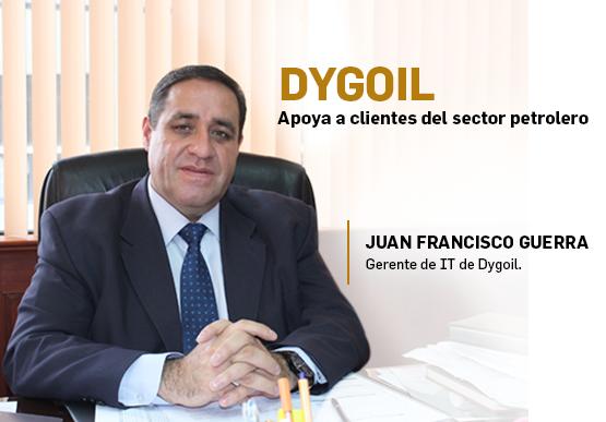 Dygoil apoya a clientes del sector petrolero