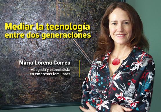 Mediar la tecnología entre dos generaciones