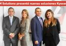 KM Solutions presentó nuevas soluciones Kyocera