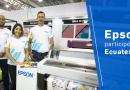 Epson participó en Ecuatextil