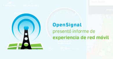 OpenSignal presentó informe de experiencia de red móvil