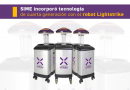 SIME incorporó tecnología de cuarta generación con el robot Lightstrike