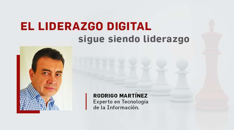 TRANSFORMACIÓN y LIDERAZGO DIGITAL
