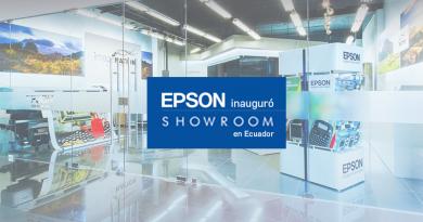 Epson inauguró showroom en Ecuador