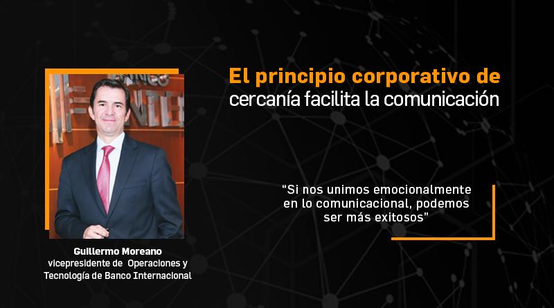 El principio corporativo de cercanía facilita la comunicación