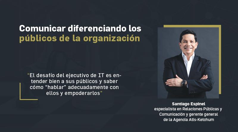 Comunicar diferenciando los públicos de la organización