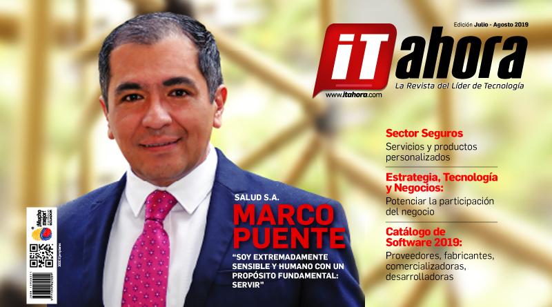 Revista IT ahora Julio – Agosto 2019