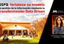 USFQ  fortalece su modelo  de gestión de la información mediante la transformación Data Driven