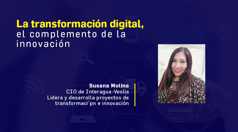 La transformación digital, el complemento de la innovación