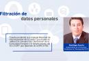 Filtración de datos personales