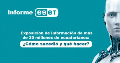 Informe:  Exposición de información de más de 20 millones de ecuatorianos: ¿Cómo sucedió y qué hacer?