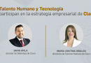 Talento Humano y Tecnología participan en la estrategia empresarial de Claro