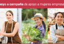 Apoyo a campaña de apoyo a mujeres empresarias