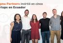 Magma Partners invirtió en cinco startups en Ecuador