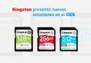 Kingston presentó nuevas soluciones en el CES